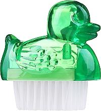 Perfumería y cosmética Cepillo para manicura, 3467, verde - Deni Carte Duck's Brush