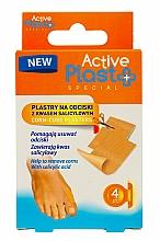 Perfumería y cosmética Apósitos con ácido salicílico antirozadura - Ntrade Active Plast Special Corn-Cure Plasters For Cutting