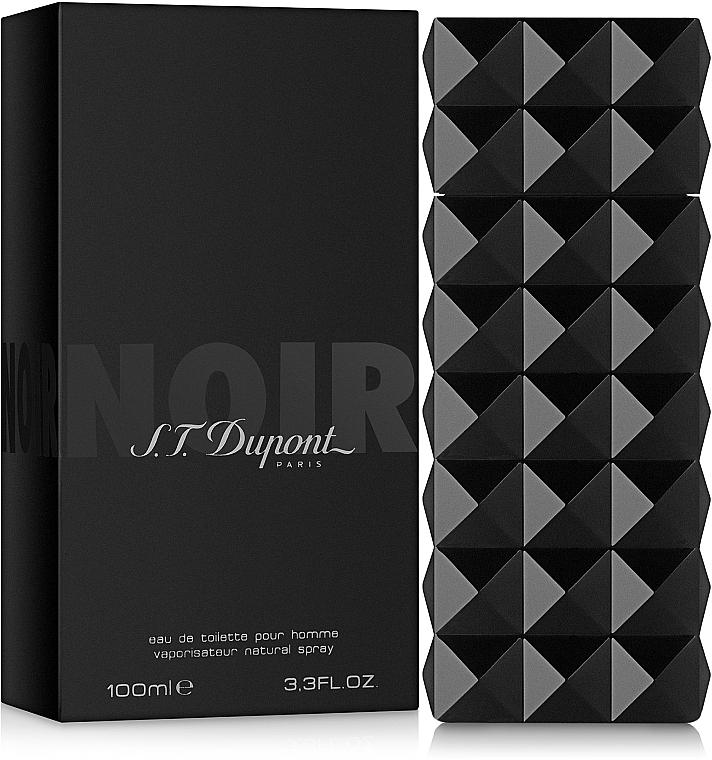Dupont Noir Pour Homme - Eau de toilette — imagen N1