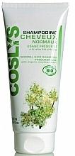 Perfumería y cosmética Champú calmante con agua de reina de los prados - Coslys Normal Hair Shampoo