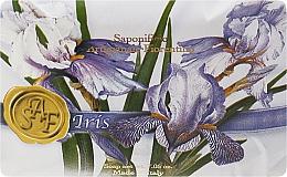 Perfumería y cosmética Jabón natural con aroma a iris - Saponificio Fiorentino Primavera Irys