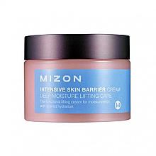 Perfumería y cosmética Crema reparadora intensiva para rostro con ácido hialurónico - Mizon Intensive Skin Barrier Cream
