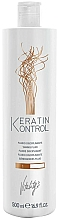 Perfumería y cosmética Fluido disciplinante con queratina y seda №1 - Vitality's Keratin Kontrol Taming Fluid
