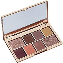 Perfumería y cosmética Paleta de sombras de ojos, 8 colores - I Heart Revolution Mini Eyeshadow Palette