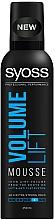 Perfumería y cosmética Espuma para volumen del cabello con pantenol, fijación fuerte - Syoss Volume Lift