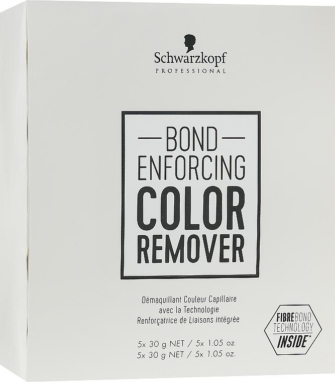 Removedor de color artificial de cabello - Schwarzkopf Professional Bond Enforcing Color Remover