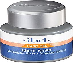 Perfumería y cosmética Gel constructor de uñas, blanco puro - IBD Builder Gel Pure White