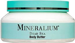 Perfumería y cosmética Manteca corporal con minerales del Mar Muerto - Minerallium Mineral Therapy Body Butter