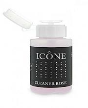 Perfumería y cosmética Desengrasante de uñas - Icone Cleaner Rose
