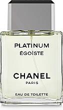 Perfumería y cosmética Chanel Egoiste Platinum - Eau de toilette