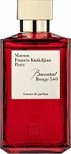 Perfumería y cosmética Maison Francis Kurkdjian Baccarat Rouge 540 Extrait de Parfum - Perfume