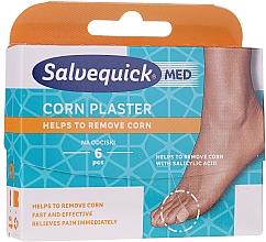Perfumería y cosmética Parches para callos con ácido salicílico - Salvequick Foot Care