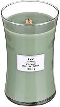 Perfumería y cosmética Vela aromática, manzano - WoodWick Hourglass Candle Applewood