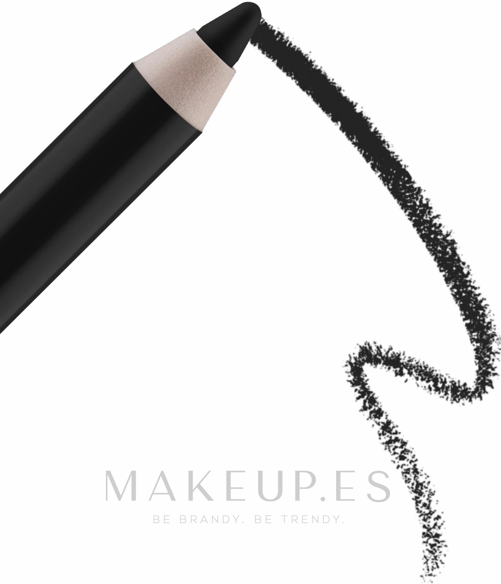 Lápiz de ojos bilateral, resistente al agua - Clarins Waterproof Eye Pencil — imagen 01 - Black