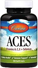 Perfumería y cosmética Complemento alimenticio a base de selenio y vitaminas A, C, E - Carlson Labs Aces