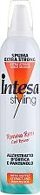 Perfumería y cosmética Espuma para cabello fijación extra fuerte - Intesa Styling Extra Strong Hold