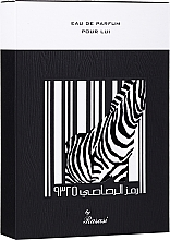 Perfumería y cosmética Rasasi Rumz Al Rasasi 9325 Pour Lui - Eau de parfum