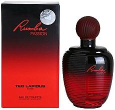Perfumería y cosmética Ted Lapidus Rumba Passion - Eau de toilette