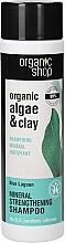 Perfumería y cosmética Champú mineral fortificante con arcilla y extracto de alga orgánica - Organic Shop Organic Algae and Clay Mineral Shampoo