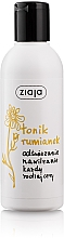 Perfumería y cosmética Tónico facial con extracto de camomila - Ziaja Facial Tonic