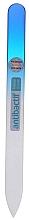 Perfumería y cosmética Lima de uñas de vidrio antibacteriana, 806 - Blazek Glass Antibactif Glass Nail File