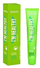 Perfumería y cosmética Pasta dental natural - Spasta I Am Healthy Toothpaste