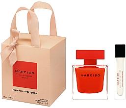 Perfumería y cosmética Narciso Rodriguez Narciso Rouge - Set (edp/90ml + edp/mini/10ml)