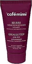Perfumería y cosmética Crema de manos con extracto de maracuyá y manteca de karité - Le Cafe de Beaute Cafe Mimi Hand Cream Oil