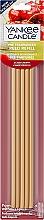 Perfumería y cosmética Varitas aromáticas cereza (recambio) - Yankee Candle Black Cherry Pre-Fragranced Reed Refill