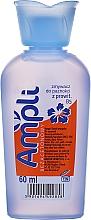 Perfumería y cosmética Quitaesmalte sin acetona, azul - Ampli