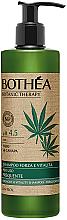 Perfumería y cosmética Champú fortalecedor con aceite de cáñamo - Bothea Botanic Therapy Strenght Vitality Shampoo pH 4.5