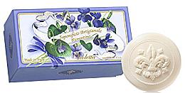 Perfumería y cosmética Set jabones artesanales con aroma a violeta - Saponificio Artigianale Fiorentino Violet (6uds. x 50g)
