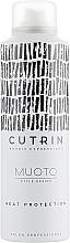 Perfumería y cosmética Spray termoprotector de cabello - Cutrin Muoto Heat Protection
