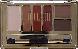Perfumería y cosmética Paleta de sombras de ojos - Milani Everyday Eyes Powder Eyeshadow Collection