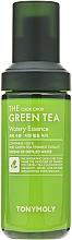 Perfumería y cosmética Esencia facial hidratante con extractos de té verde y limón - Tony Moly The Chok Chok Green Tea Watery Essence
