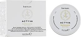 Perfumería y cosmética Manteca suavizante multiuso con aceite de argán para rostro y cuerpo - Kemon Actyva Bellessere Butter