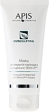 Mascarilla facial reafirmante intensiva con complejo Tens'Up - APIS Professional Express Lifting Intensively Tensioning Mask With Tens UP — imagen N1