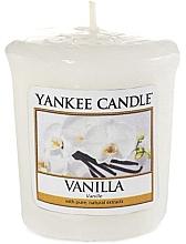 Perfumería y cosmética Vela aromática votiva vainilla - Yankee Candle Vanilla