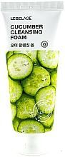 Perfumería y cosmética Espuma facial limpiadora con pepino - Lebelage Cucumber Cleansing Foam