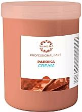 Perfumería y cosmética Crema de masaje, Paprika - Yamuna Professional Care Paprika Cream