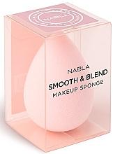 Perfumería y cosmética Esponja de maquillaje - Nabla Smooth & Blend Makeup Sponge