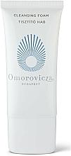 Perfumería y cosmética Espuma facial limpiadora con lupino blanco, pectina de manzana - Omorovicza Cleansing Foam (mini)