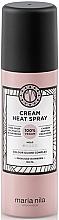 Perfumería y cosmética Spray crema para cabello 100% vegana con aroma floral - Maria Nila Style & Finish Cream Heat Spray