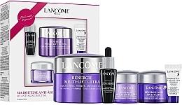 Perfumería y cosmética Set cuidado facial - Lancome Renergie Multi-Lift Ultra (crema día/50ml + crema día/15ml + crema día/15ml + crema ojos/5ml + sérum/10ml)