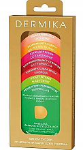 Perfumería y cosmética Set de mascarillas faciales (mascarillas/7x3 ml) - Dermika Seven Wishes