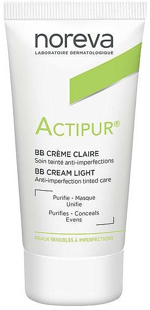 BB crema anti imperfecciones - Noreva Laboratoires Actipur Tinted BB Cream