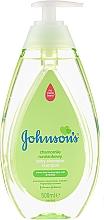 Perfumería y cosmética Champú hipoalergénico para bebés con camomila, sin parabenos - Johnson's Baby Chamomile (con dosificador)