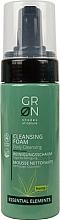 Perfumería y cosmética Espuma de baño con aceite de cáñamo - GRN Essential Elements Hemp Cleansing Foam