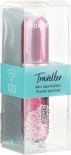 Perfumería y cosmética Atomizador recargable, vacío - Travalo PortaScent Hot Pink