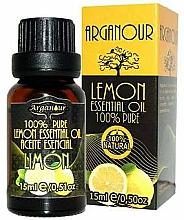 Perfumería y cosmética Aceite esencial de limón 100% - Arganour Essential Oil Lemon